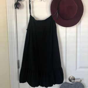 Wild Fable Bubble Hem Dress